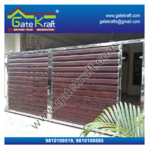 Automatic Gate MS SS Gate Manufacturers Dealers Suppliers in Delhi
