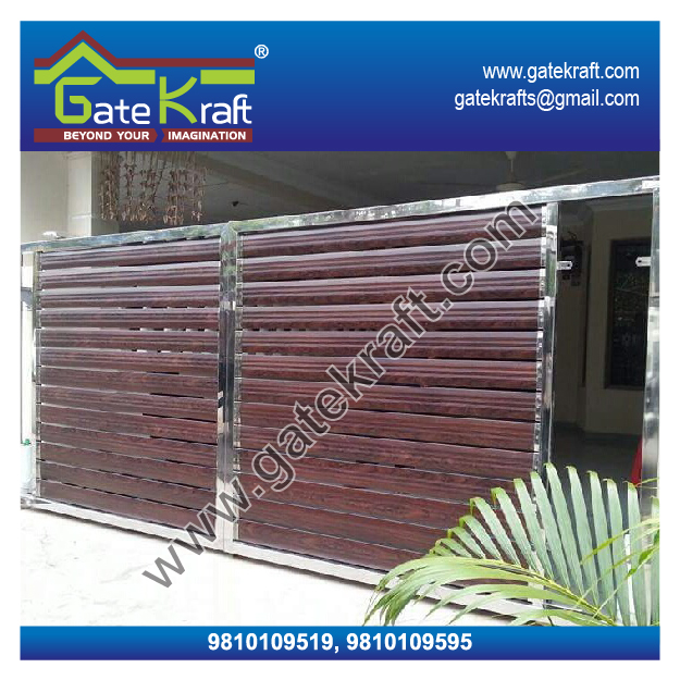 Automatic Gate Ms Ss Gate Manufacturers Dealers Suppliers