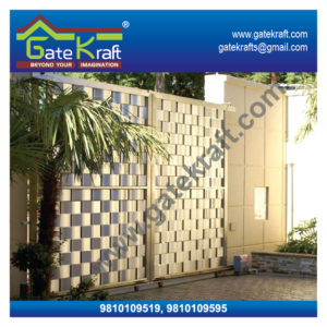 Entrance Steel ss ms gate designs Front gate for home in gURGAON