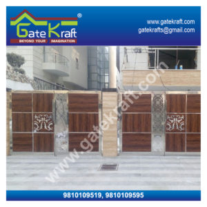 Modern Designer Gate Manufacturers suppliers Dealers in Gurgaon