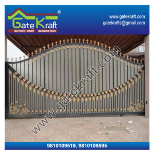Automatic Sliding Gate Dealers Fabrication Swing Gate Dealers, Manufacturers in Delhi