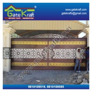 Automatic Sliding Gate Dealers Fabrication Swing Gate Dealers, Manufacturers in Gurgaon