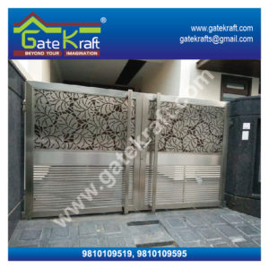 Stainless Steel 304 Grade Steel Gate Price per kg Dealers Vendors Manufacturers in Delhi/Gurgaon