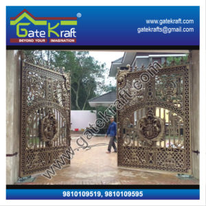 Remote Operated Steel Gate Vendors Suppliers Suppliers Manufacturers Fabrication in Delhi