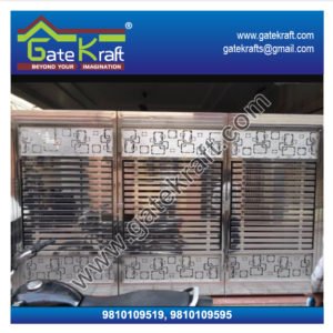 Gate MS SS Gate Automatic Fabrication Dealers Suppliers Manufacturers in Gurgaon