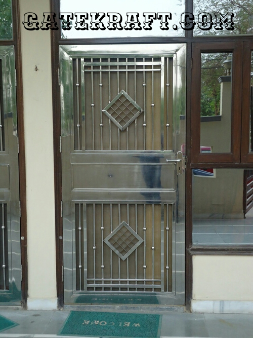 Stainless Steel Door Manufacturers In Delhi Stainless