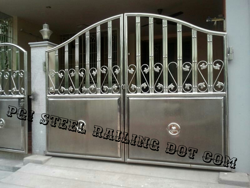 Stainless Steel Gate Manufacturers In Delhi Stainless