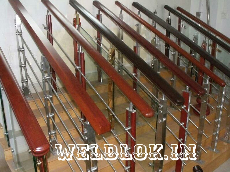 Stainless Steel Railing Manufacturers in Delhi, Stainless Steel