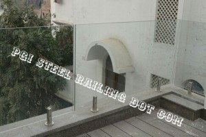 Balcony Glass Railing 03