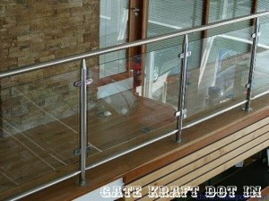 Balcony Glass Railing 10