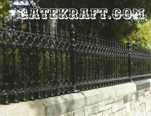 Cast Iron Railing 10
