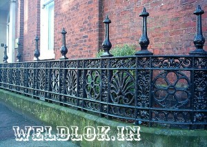 Cast Iron Railing 4