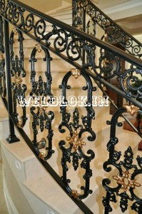 Cast Iron Railing 6