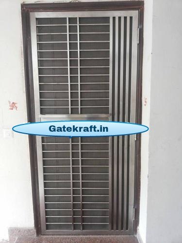 Ss Gates Steel Single Doors Gates Manufacturers In Delhi